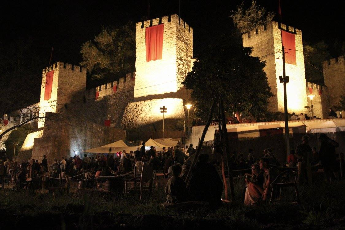 Fotografia, Nut agência criativa, Feira Medieval, Torres Novas, Memorias da Historia