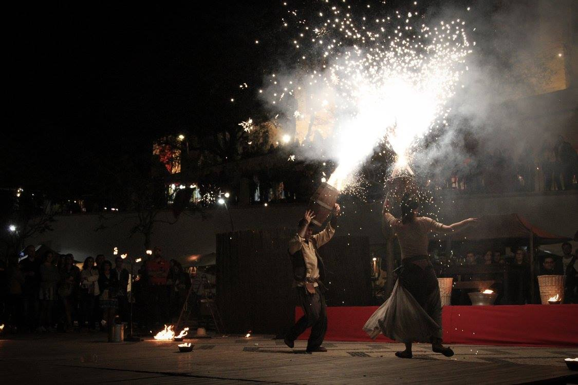 Fotografia, Nut agência criativa, Feira Medieval, Torres Novas, Memorias da Historia, Animamundi, Solestício de fogo