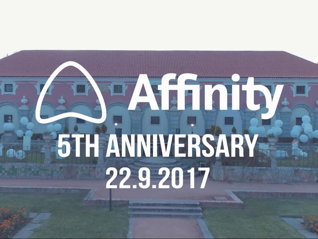 NUT Agencia, Affinity, Aniversário, Corporative